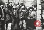 Image of prisoners Poland, 1945, second 15 stock footage video 65675061516