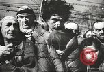 Image of prisoners Poland, 1945, second 17 stock footage video 65675061516