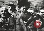 Image of prisoners Poland, 1945, second 19 stock footage video 65675061516