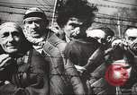 Image of prisoners Poland, 1945, second 20 stock footage video 65675061516