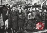Image of prisoners Poland, 1945, second 24 stock footage video 65675061516