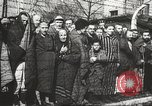 Image of prisoners Poland, 1945, second 27 stock footage video 65675061516