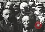 Image of prisoners Poland, 1945, second 31 stock footage video 65675061516