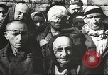 Image of prisoners Poland, 1945, second 32 stock footage video 65675061516