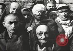 Image of prisoners Poland, 1945, second 33 stock footage video 65675061516