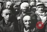 Image of prisoners Poland, 1945, second 34 stock footage video 65675061516