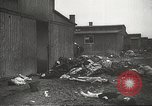 Image of prisoners Poland, 1945, second 46 stock footage video 65675061516