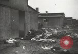Image of prisoners Poland, 1945, second 47 stock footage video 65675061516