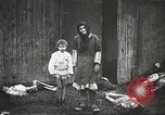 Image of prisoners Poland, 1945, second 49 stock footage video 65675061516