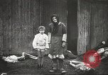 Image of prisoners Poland, 1945, second 50 stock footage video 65675061516