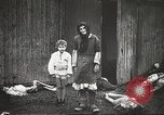Image of prisoners Poland, 1945, second 52 stock footage video 65675061516