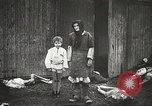 Image of prisoners Poland, 1945, second 53 stock footage video 65675061516