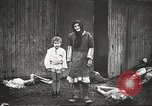 Image of prisoners Poland, 1945, second 55 stock footage video 65675061516