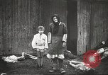 Image of prisoners Poland, 1945, second 56 stock footage video 65675061516