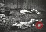 Image of prisoners Poland, 1945, second 60 stock footage video 65675061516