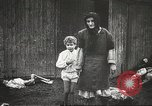 Image of prisoners Poland, 1945, second 61 stock footage video 65675061516