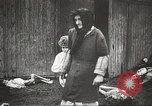 Image of prisoners Poland, 1945, second 62 stock footage video 65675061516