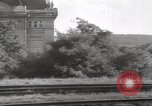 Image of Orient Express passenger train Vienna Austria, 1938, second 28 stock footage video 65675061521