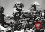 Image of Women's Army Corps Cairo Egypt, 1944, second 36 stock footage video 65675061526