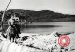 Image of marines Pacific Ocean, 1944, second 14 stock footage video 65675061531