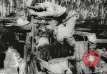 Image of marines Pacific Ocean, 1944, second 62 stock footage video 65675061531