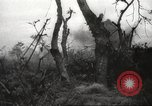 Image of Allied P-40 aircraft bombing Japanese at Myitkina in World War II Burma, 1944, second 46 stock footage video 65675061532