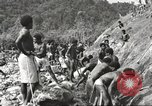 Image of 116th Engineer Battalion 41st Division soldiers New Guinea, 1943, second 12 stock footage video 65675061550