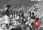 Image of 116th Engineer Battalion 41st Division soldiers New Guinea, 1943, second 18 stock footage video 65675061550