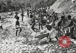 Image of 116th Engineer Battalion 41st Division soldiers New Guinea, 1943, second 31 stock footage video 65675061550