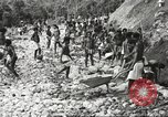 Image of 116th Engineer Battalion 41st Division soldiers New Guinea, 1943, second 32 stock footage video 65675061550