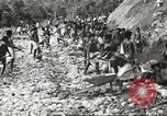 Image of 116th Engineer Battalion 41st Division soldiers New Guinea, 1943, second 33 stock footage video 65675061550