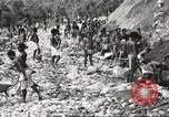Image of 116th Engineer Battalion 41st Division soldiers New Guinea, 1943, second 36 stock footage video 65675061550