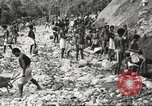 Image of 116th Engineer Battalion 41st Division soldiers New Guinea, 1943, second 37 stock footage video 65675061550
