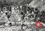 Image of 116th Engineer Battalion 41st Division soldiers New Guinea, 1943, second 40 stock footage video 65675061550