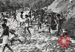 Image of 116th Engineer Battalion 41st Division soldiers New Guinea, 1943, second 42 stock footage video 65675061550