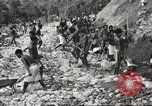 Image of 116th Engineer Battalion 41st Division soldiers New Guinea, 1943, second 43 stock footage video 65675061550