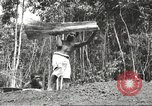 Image of 116th Engineer Battalion 41st Division soldiers New Guinea, 1943, second 54 stock footage video 65675061550
