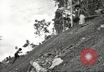 Image of 116th Engineer Battalion 41st Division soldiers New Guinea, 1943, second 61 stock footage video 65675061550