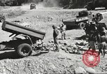 Image of United States 116th Engineer Battalion 41st Division soldiers New Guinea, 1943, second 4 stock footage video 65675061551