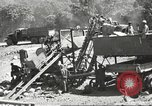 Image of United States 116th Engineer Battalion 41st Division soldiers New Guinea, 1943, second 16 stock footage video 65675061551