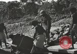 Image of United States 116th Engineer Battalion 41st Division soldiers New Guinea, 1943, second 26 stock footage video 65675061551