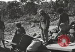 Image of United States 116th Engineer Battalion 41st Division soldiers New Guinea, 1943, second 28 stock footage video 65675061551