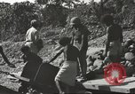 Image of United States 116th Engineer Battalion 41st Division soldiers New Guinea, 1943, second 31 stock footage video 65675061551