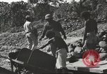 Image of United States 116th Engineer Battalion 41st Division soldiers New Guinea, 1943, second 32 stock footage video 65675061551