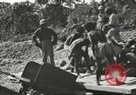 Image of United States 116th Engineer Battalion 41st Division soldiers New Guinea, 1943, second 33 stock footage video 65675061551