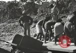 Image of United States 116th Engineer Battalion 41st Division soldiers New Guinea, 1943, second 35 stock footage video 65675061551