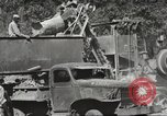 Image of United States 116th Engineer Battalion 41st Division soldiers New Guinea, 1943, second 43 stock footage video 65675061551