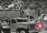 Image of United States 116th Engineer Battalion 41st Division soldiers New Guinea, 1943, second 45 stock footage video 65675061551
