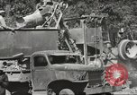Image of United States 116th Engineer Battalion 41st Division soldiers New Guinea, 1943, second 47 stock footage video 65675061551