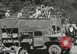 Image of United States 116th Engineer Battalion 41st Division soldiers New Guinea, 1943, second 50 stock footage video 65675061551